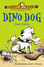 Dino Dog by Jane Clarke image