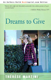 Dreams to Give by Therese Martini image