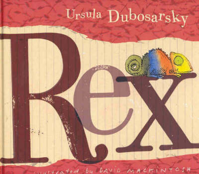 Rex by Dubosarsky Ursula image
