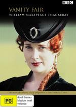 Vanity Fair (BBC) (2 Disc) on DVD
