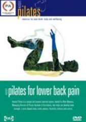 Pilates For Lower Back Pain on DVD
