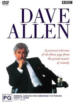 Dave Allen on DVD