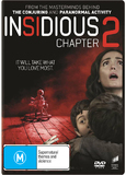 Insidious: Chapter 2 on DVD