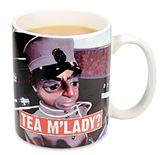Thunderbirds Mug - Tea M'Lady?