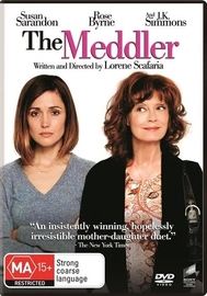 The Meddler on DVD