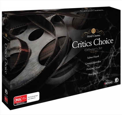 World Cinema: Critics Choice Collector's Set on DVD