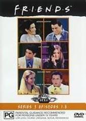 Friends Series 3 Vol 1 on DVD