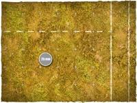 DeepCut Studio Fantasy Football Prairie Mat (PVC) image