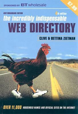 Incredibly Indispensable Web Directory by Clive Zietman