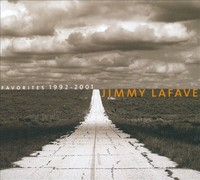 Favorites 1992 - 2001 by Jimmy LaFave