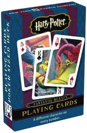 Harry Potter: Card Deck - Fantastic Beasts