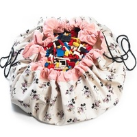Play & Go Storage Bag (Minnie Gold)