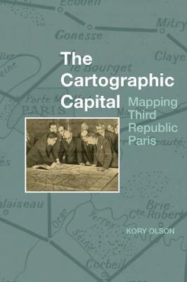 The Cartographic Capital by Kory Olson image