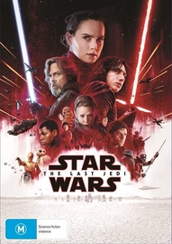 Star Wars: Episode VIII - The Last Jedi on DVD image