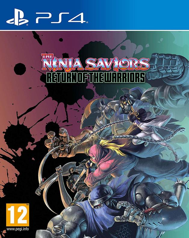 The Ninja Saviors: Return Of The Warriors for PS4