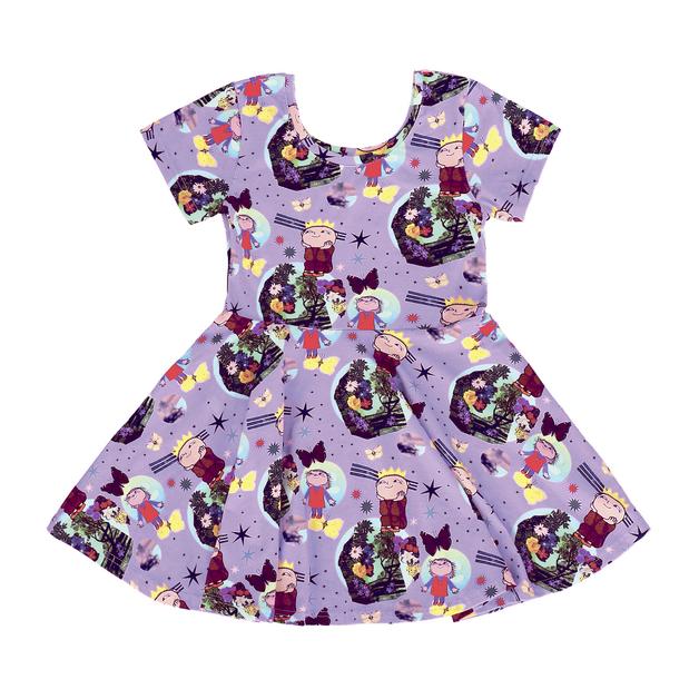 Raspberry Republic: Dress Mother Earth (Size 5)