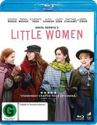 Little Women (2019) on Blu-ray image