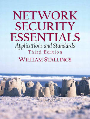 Network Security Essentials: Applications and Standards by William Stallings image