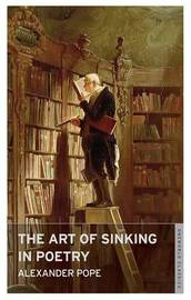 The Art of Sinking in Poetry by Alexander Pope image
