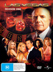 Las Vegas - Season 1 (6 Disc Slimline Set) on DVD
