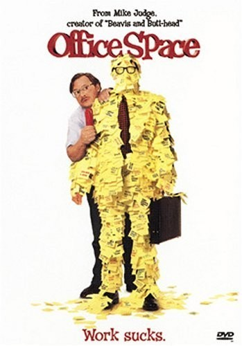 Office Space on DVD image