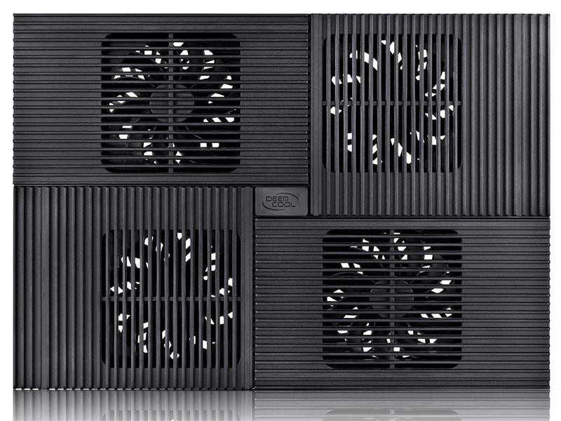 """Deepcool Multi Core X8 Notebook Cooler (Up to 17"""") image"""