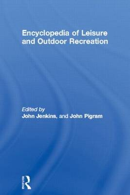Encyclopedia of Leisure and Outdoor Recreation image
