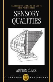 Sensory Qualities by Austen Clark image