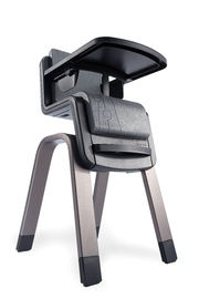 Nuna Zaaz Highchair (Pewter)