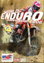 World Enduro Championship 2006 on DVD