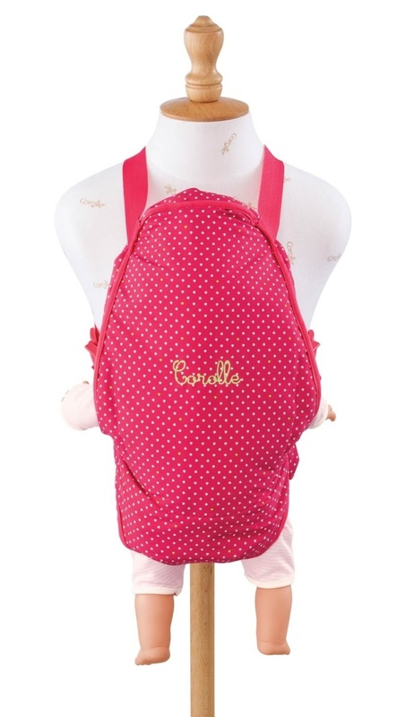 Corolle: My Classique - Cherry Baby Sling