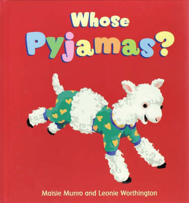 Whose Pyjamas? by Maisie Munro image