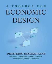 A Toolbox for Economic Design by Dimitrios Diamantaras image
