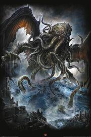 Spiral: Maxi Poster - Cthulhu (475)