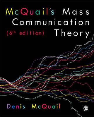 McQuail's Mass Communication Theory by Denis McQuail image
