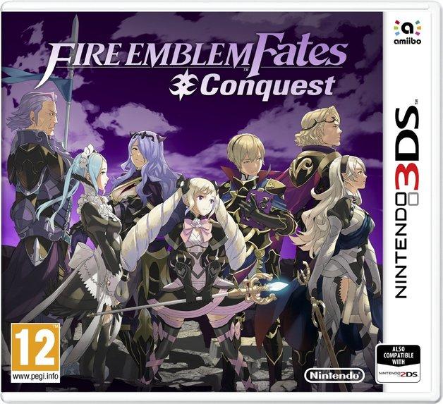 Fire Emblem Fates: Conquest for 3DS