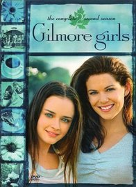 Gilmore Girls - The Complete Second Season (6 Disc) (New Packaging) on DVD