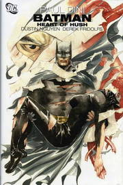 Batman: Heart of Hush by Paul Dini image
