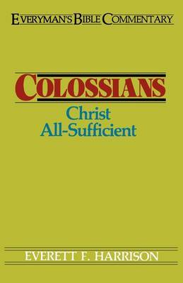 Colossians by Everett F. Harrison image
