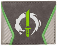 Overwatch Genji Interior Pattern Wallet