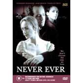 Never Ever on DVD