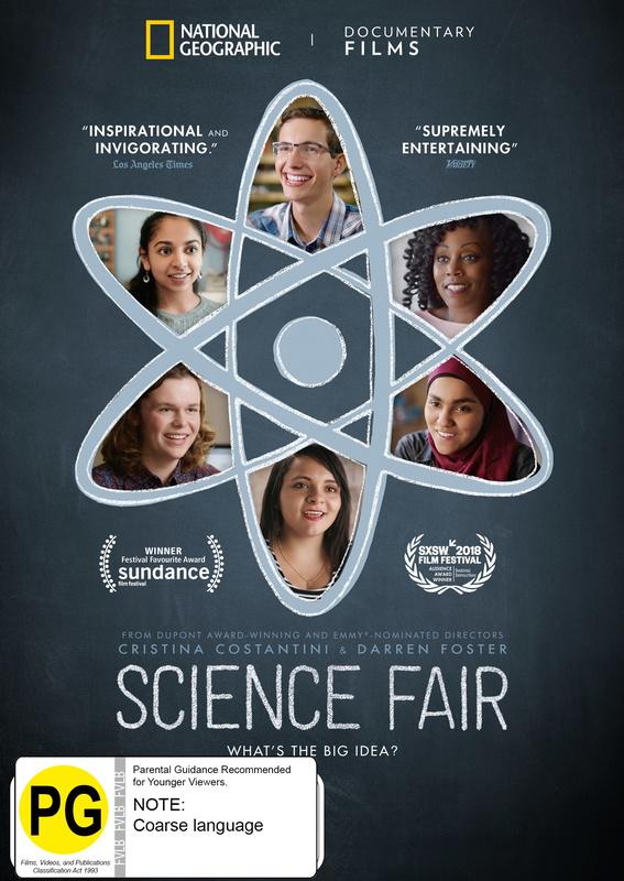 Science Fair on DVD
