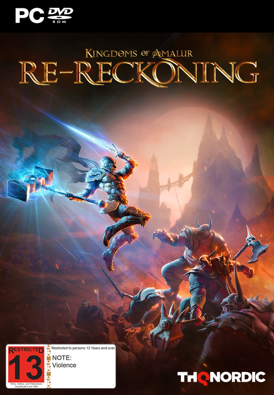 Kingdoms of Amalur: Re-Reckoning for PC