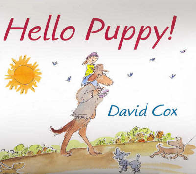 Hello Puppy by David Cox image