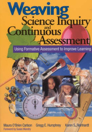 Weaving Science Inquiry and Continuous Assessment by Maura O'Brien Carlson image