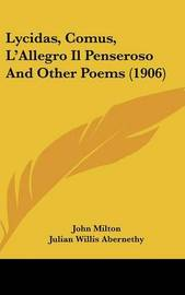 the allusions to orpheus in miltons companion poems lallegro and il penseroso The companion poems l'allegro and il penseroso contrasted the pleasures of the joyful man with the more serious ones of the contemplative man, thus revealing the complementary sides of milton's own nature.