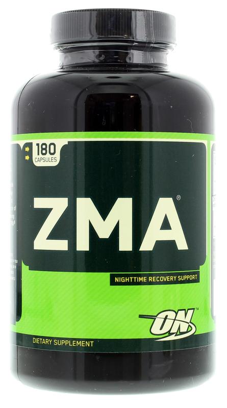 Optimum Nutrition ZMA (180 Caps)