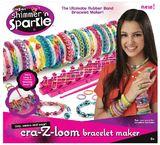3D Shimmer 'n' Sparkle Cra-Z-Loom Bracelet Maker