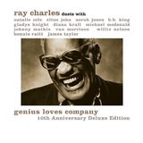 Genius Loves Company - 10th Anniversary Deluxe Edition (CD/DVD) by Ray Charles