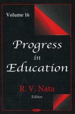 Progress in Education by R.V. Nata